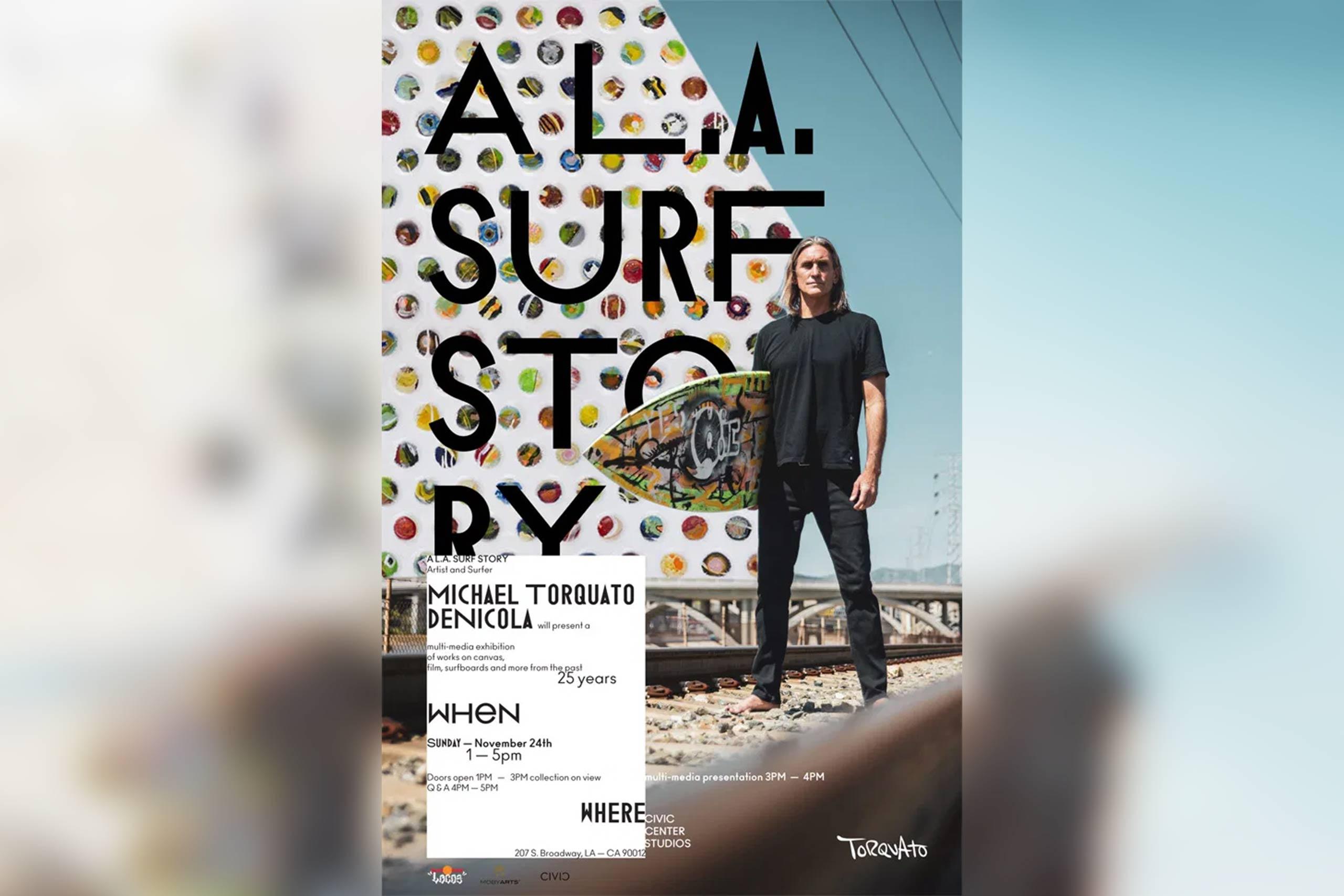 a-la-surf-story-poster
