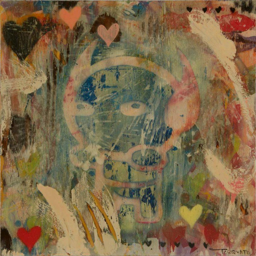 61 'Torquato – Love in Grain #5