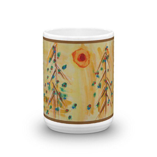 Desert Coffee Mug