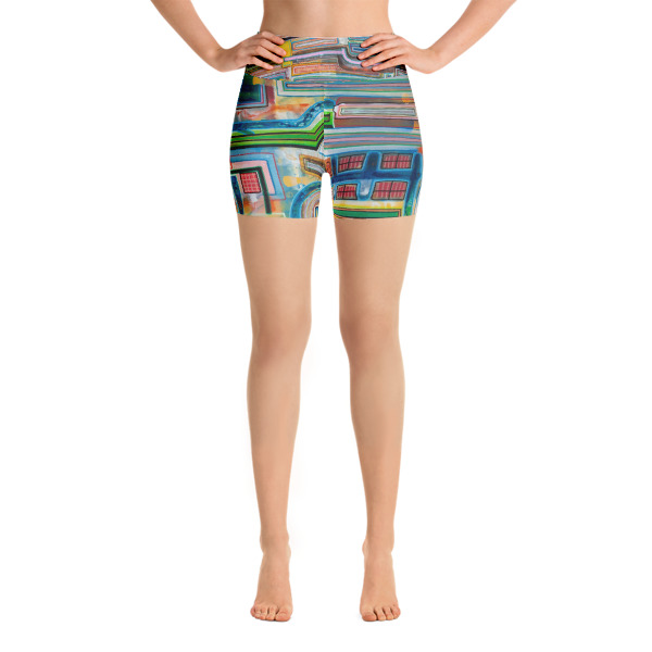 Woman's Yoga Shorts