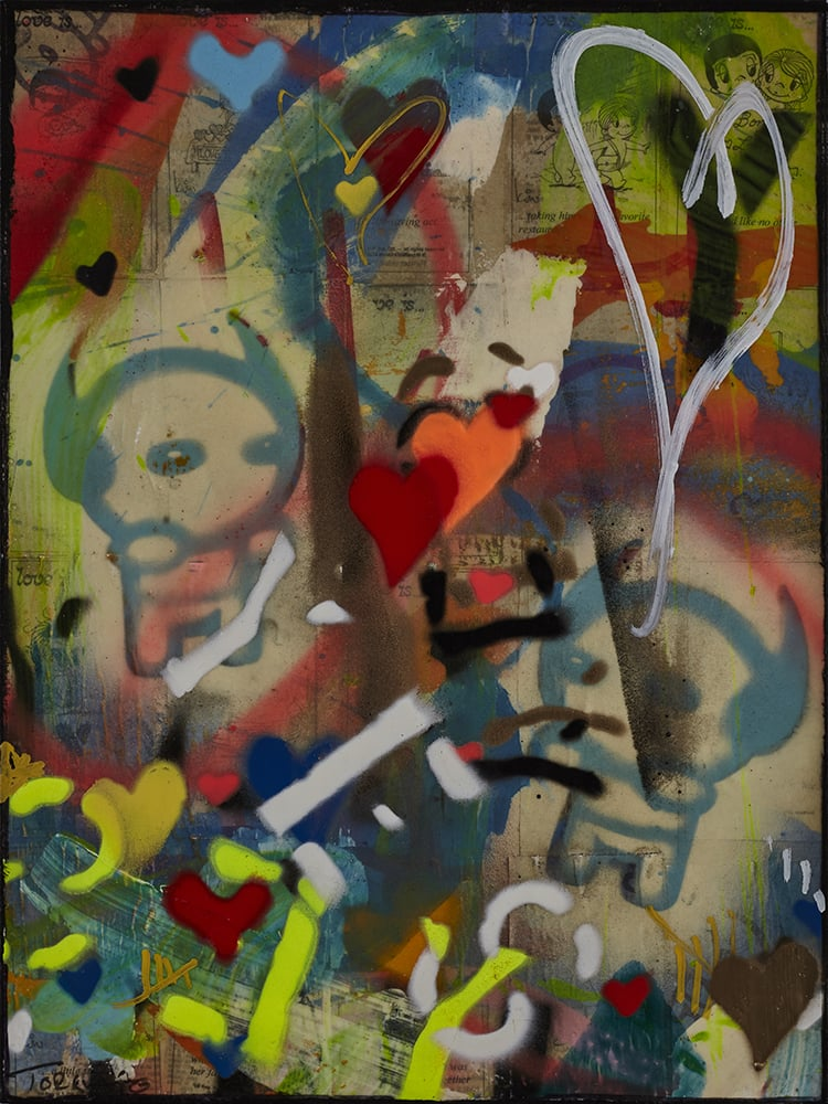 Torquato, Love Is... #6