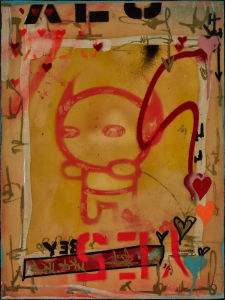 Torquato, YE5 = LOVE