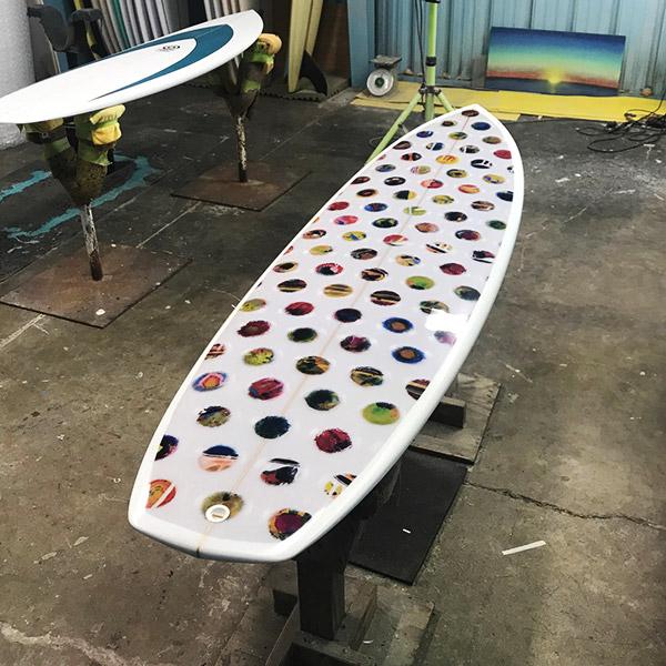 Custom Surfboards