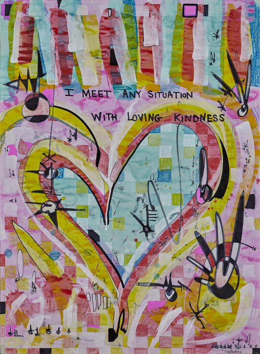 I Meet Any Situation with Loving Kindness
