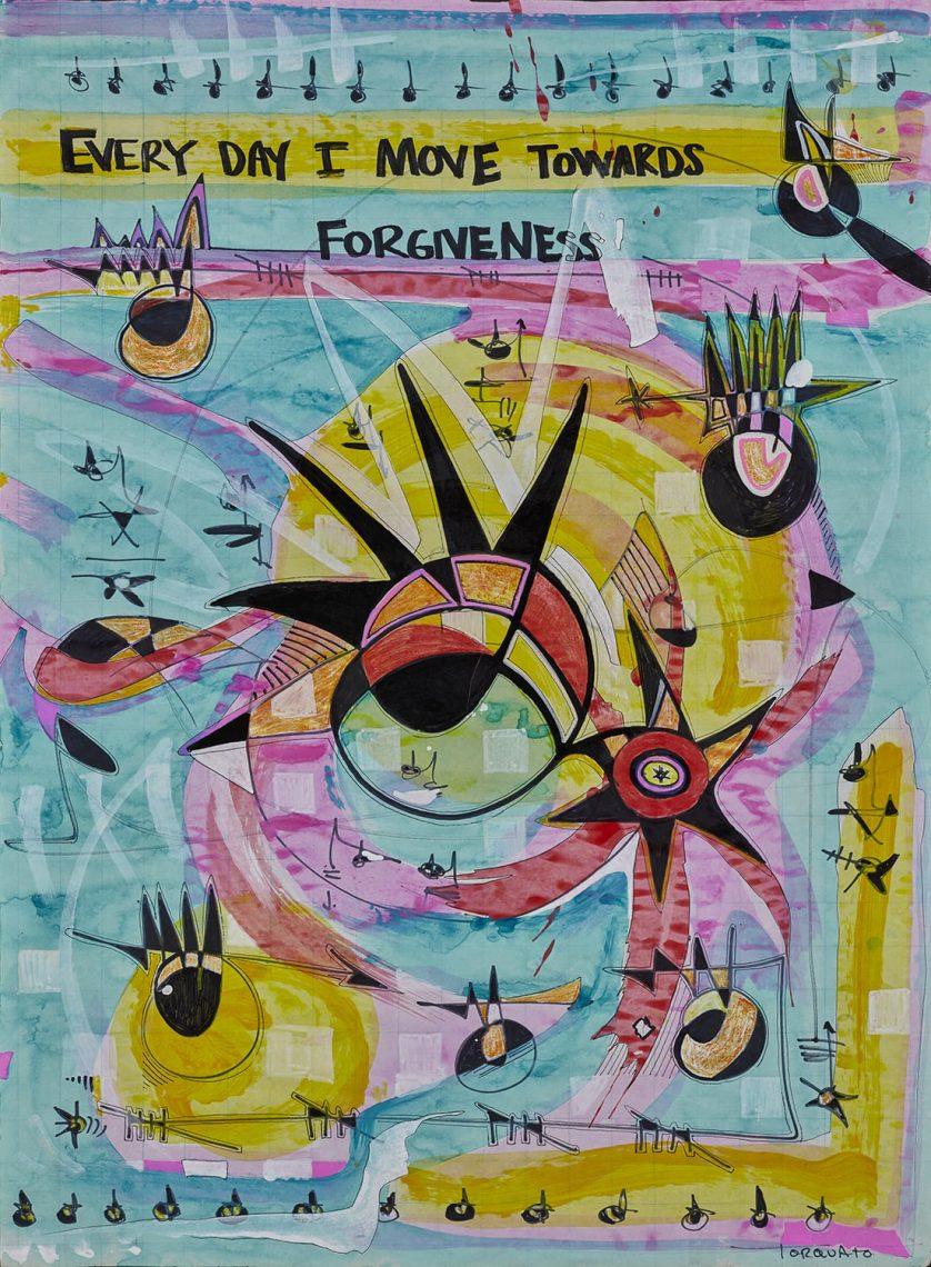 Every Day I Move Towards Forgiveness