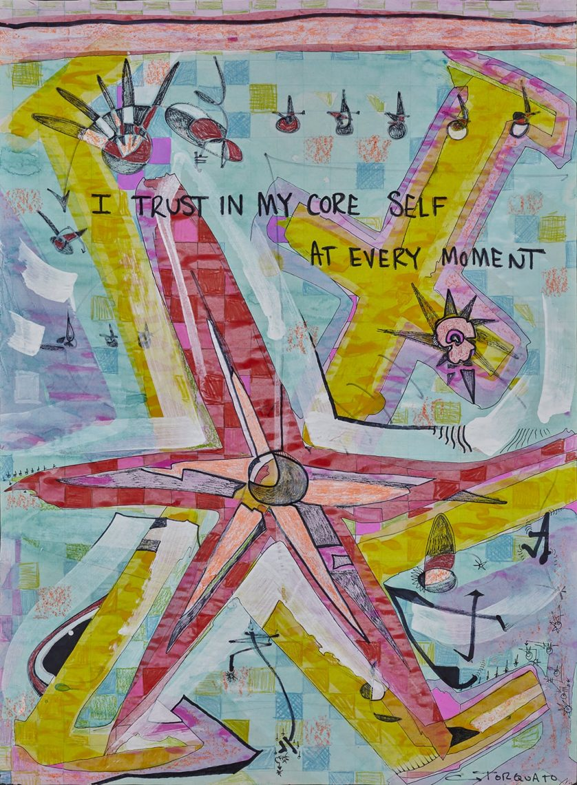 I Trust in My Core Self at Every Moment